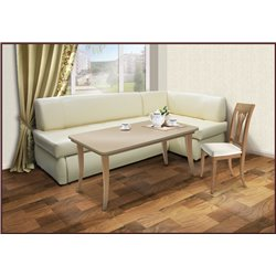 Угловой кухонный диван Касабланка